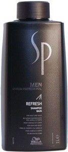 Wella Professionals SP Men orzeźwiający szampon do włosów i ciała 1000 ml