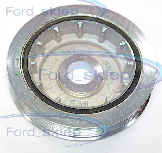 koło pasowe wału korbowego - Ford 2.2 TDCI / oryginał FoMoCo 1694511