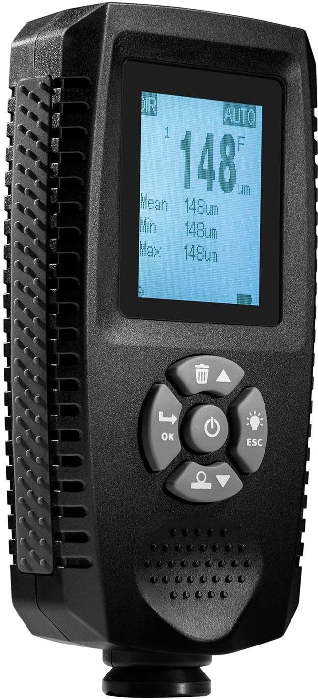 Miernik grubości lakieru - 500 mikrometrów - mini USB - Steinberg Systems - SBS-CT-123E - 3 lata gwarancji/wysyłka w 24h