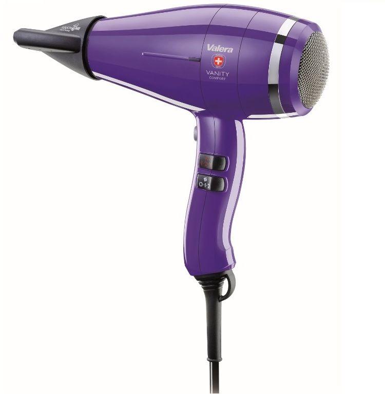 Valera VANITY Comfort Purple Suszarka do włosów 2000W