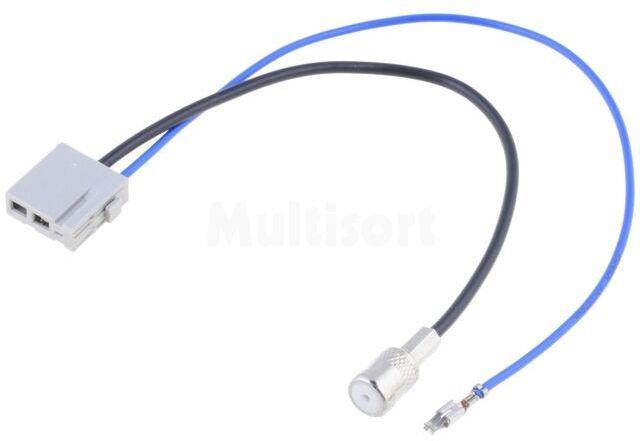 Gniazdo adapter antenowy ISO Honda