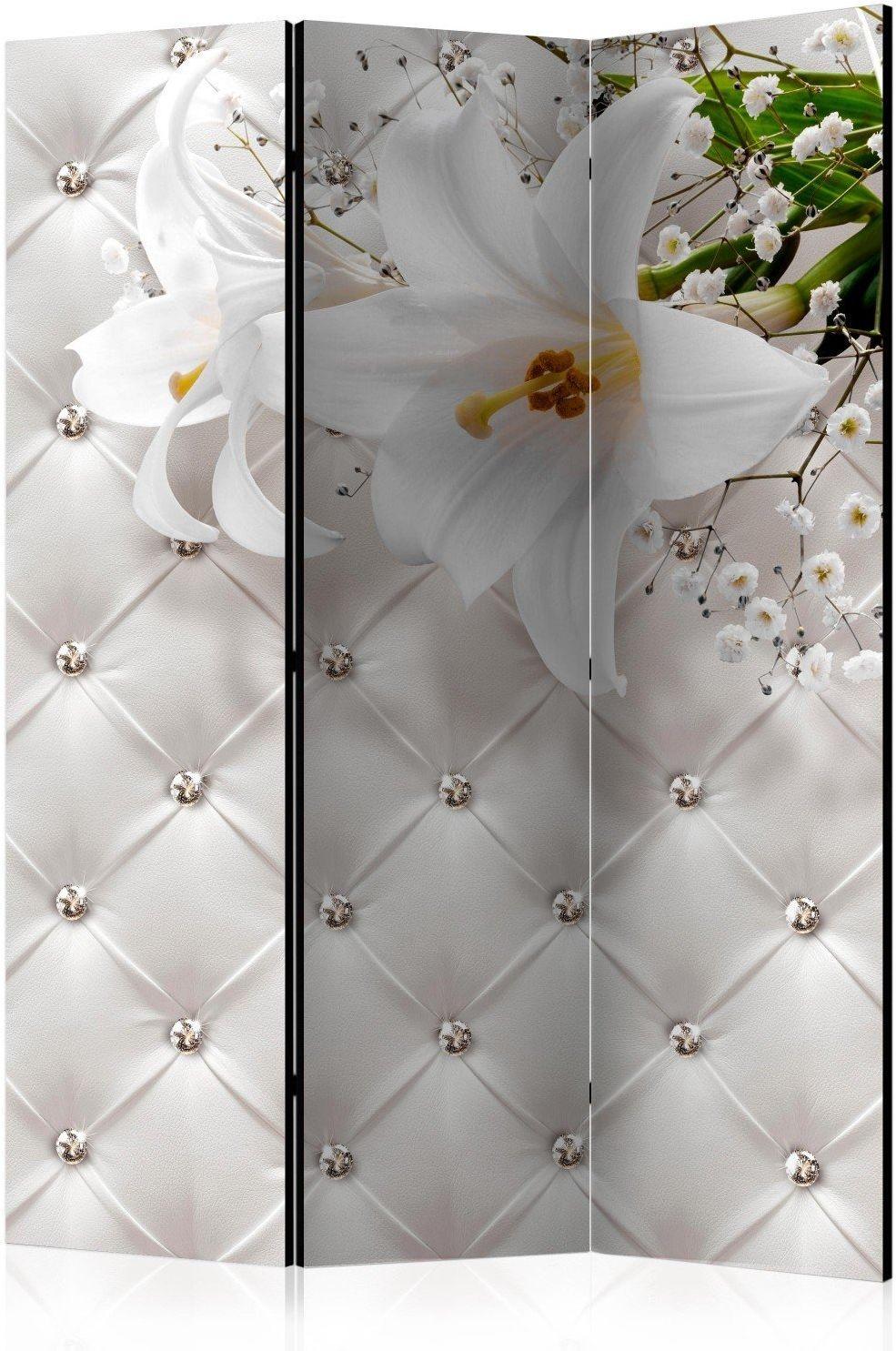 Parawan 3-częściowy - królestwo elegancji [room dividers]