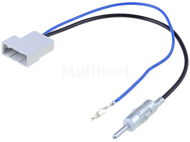 Wtyk adapter antenowy DIN Honda
