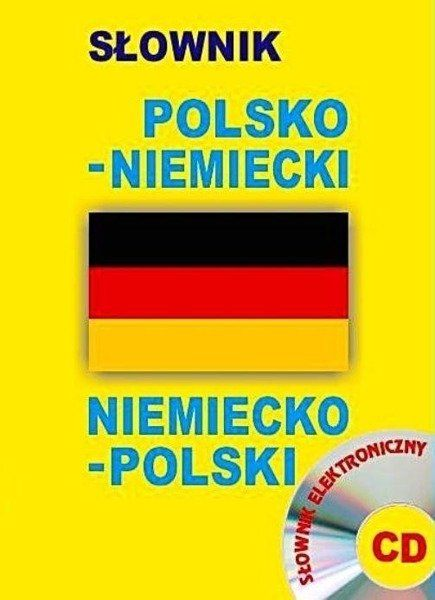 Słownik polsko-niemiecki niemiecko-polski + CD - Opracowanie zbiorowe