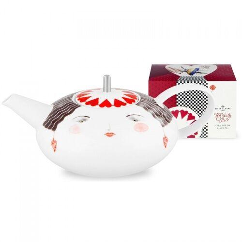 Dzbanek do herbaty teapot Tea with Alice Vista Alegre