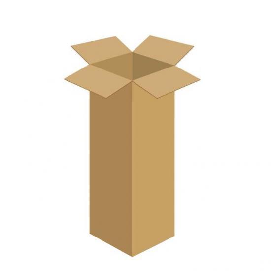 Karton klapowy tekt 3 - 100 x 100 x 1300 460g/m2 fala C tuba