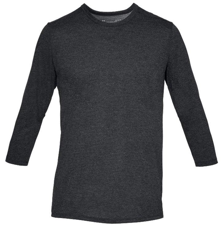 Koszulka termoaktywna Under Armour Siro 3/4 Sleeve Black (1320839-001)
