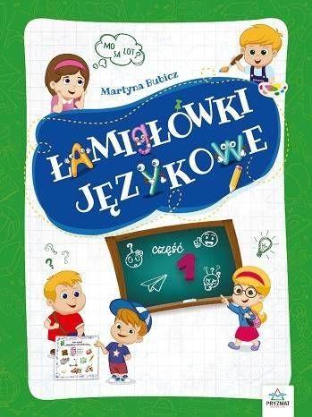 Łamigłówki językowe cz.1 - Martyna Bubicz