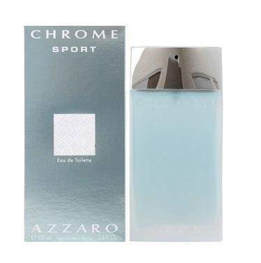 Azzaro Chrome Sport woda toaletowa - 100ml Do każdego zamówienia upominek gratis.