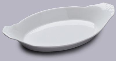 Tradycyjne naczynie żaroodporne na zapiekanki - 26 cm