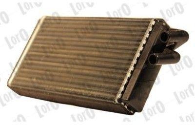 Wymiennik ciepła, ogrzewanie wnętrza ABAKUS 003-015-0002