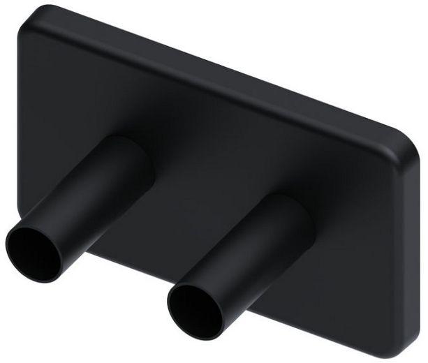 Excellent zestaw maskujący Volaro 12x7 cm czarny GREX.VO127.BL