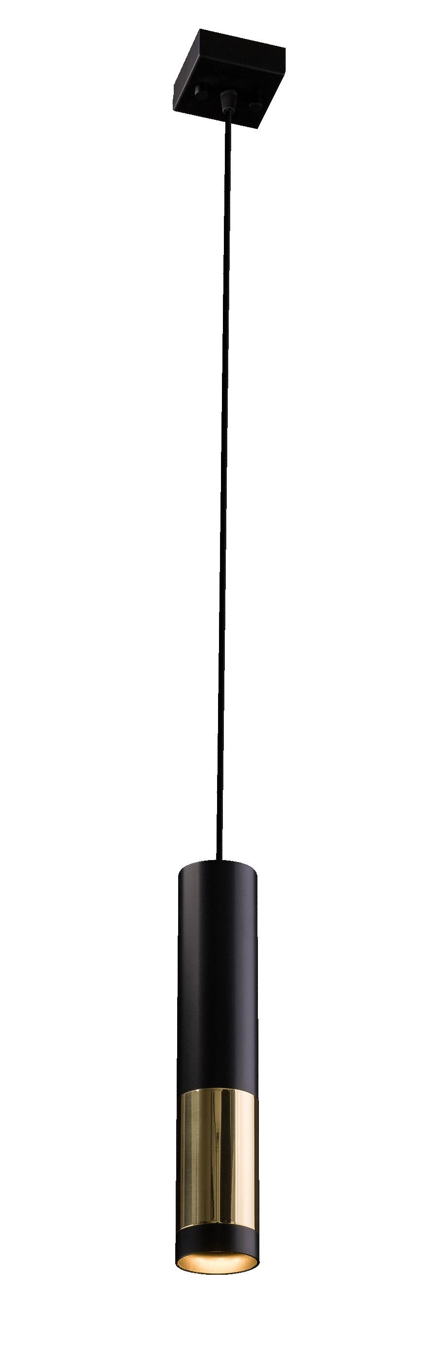 Lampa wisząca Kavos 1 Czarny 0382 - Amplex // Rabaty w koszyku i darmowa dostawa od 299zł !