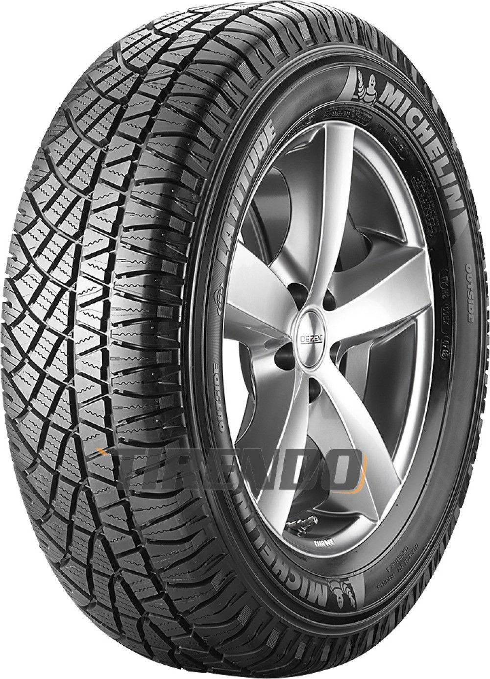 Michelin Latitude Cross 285/45R21 113 W XL MO1