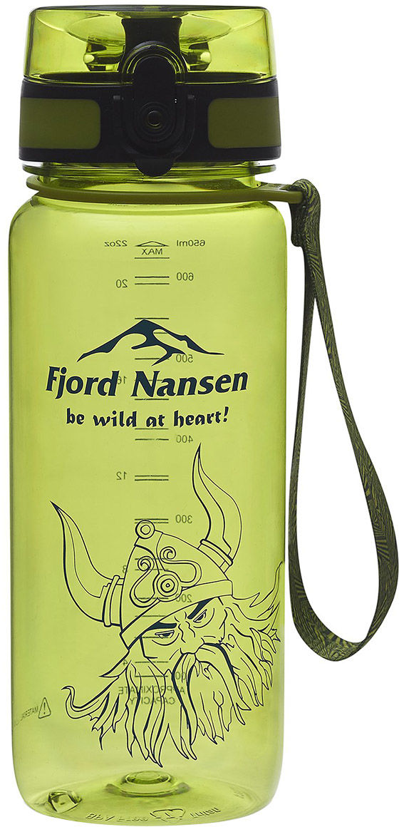 Butelka trytanowa Fjord Nansen Viking 650 ml (35646) FN
