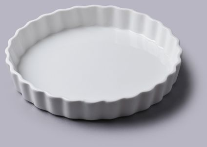Okrągła forma do tarty - 18 cm