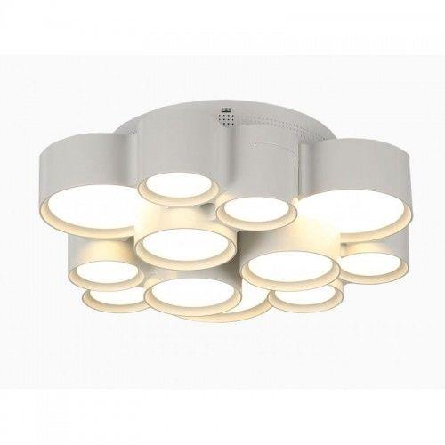 Hilton LED lampa sufitowa 12-punktowa biała MDG390/3 WT