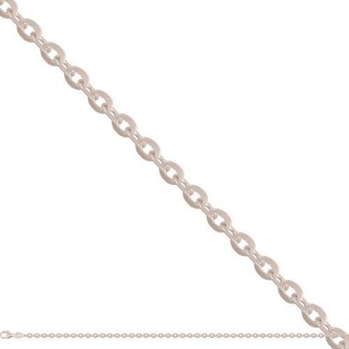 Łańcuszek Białe złoto Lv100c