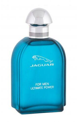 Jaguar For Men Ultimate Power woda toaletowa 100 ml dla mężczyzn