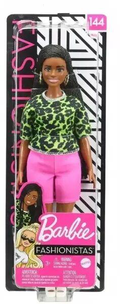 Barbie Fashionistas. Modna przyjaciółka GYB00 - Mattel