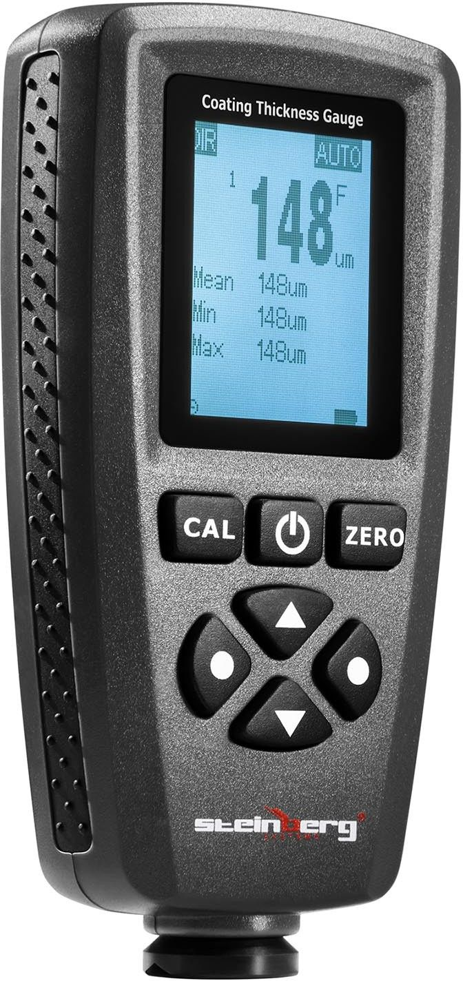 Miernik grubości lakieru - 1400 mikrometrów - mini USB - Steinberg Systems - SBS-CT-123 - 3 lata gwarancji/wysyłka w 24h