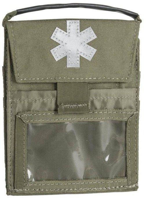 Helikon-Tex Apteczka na Wyposażenie Medyczne POCKET MED INSERT Zielona