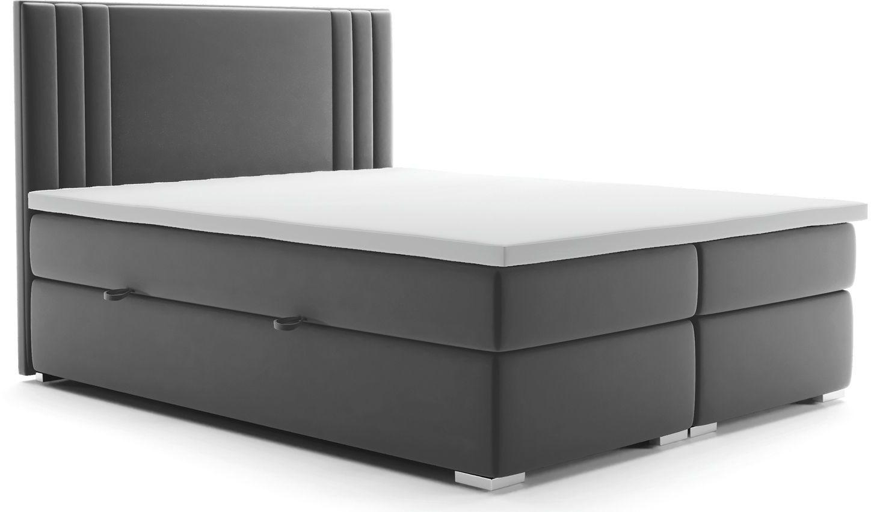 Łóżko kontynentalne Felippe 120x200 - 58 kolorów