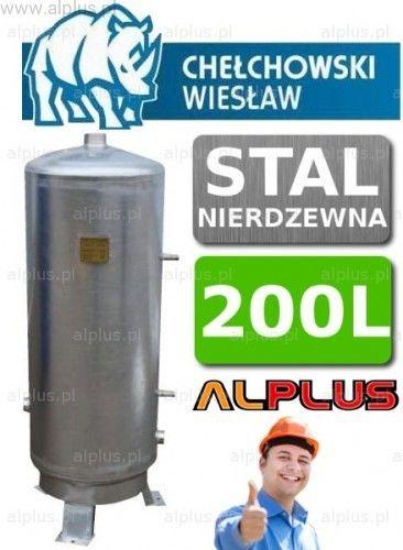 Zbiornik hydroforowy CHEŁCHOWSKI hydrofor 200L