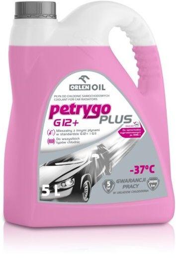 Płyn do chłodnicy Petrygo G12+ 5L