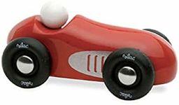 Vilac 2241R mini stary samochód sportowy, czerwony