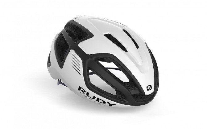 RUDY PROJECT Kask rowerowy SPECTRUM biało-czarny