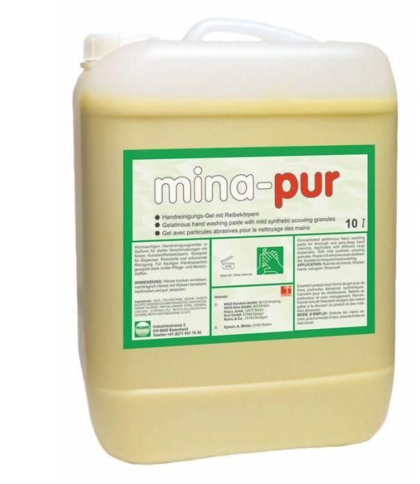 Mina-Pur - Pasta do rąk w żelu