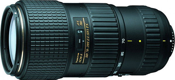 Obiektyw Tokina 70-200 mm f/4 AT-X PRO FX VCM-S Nikon