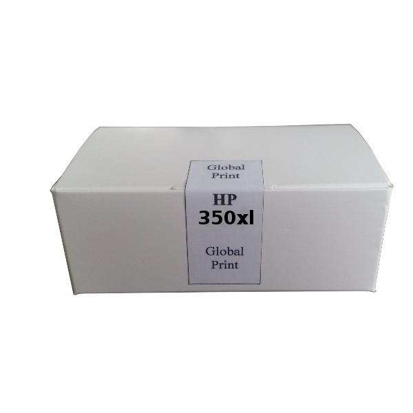 zastępczy atrament HP 350XL [cb336ee] black - Global Print