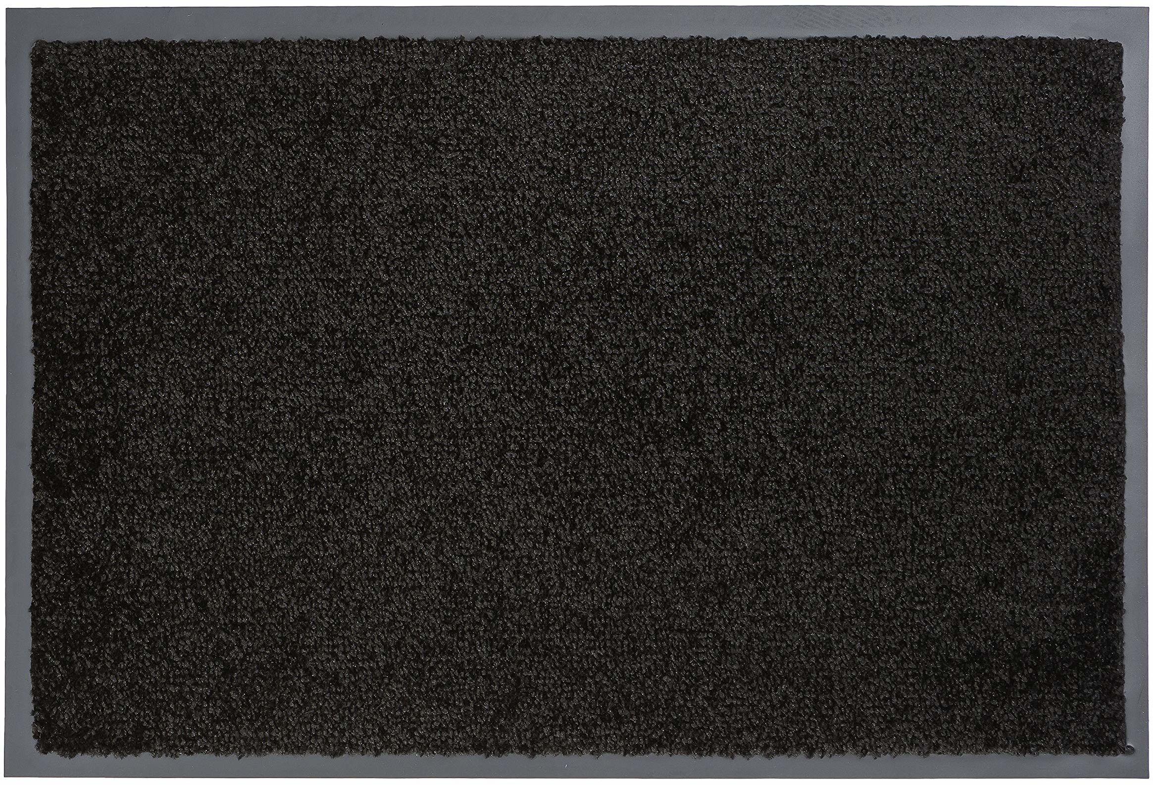 Carpido Clara mata na drzwi, polipropylen, antracyt, 60 x 40 x 0,9 cm