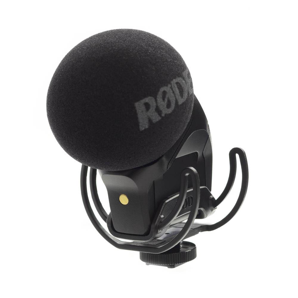 Rode Stereo VideoMic Pro Rycote - mikrofon do kamer / lustrzanek Rode Stereo VideoMic Pro Rycote