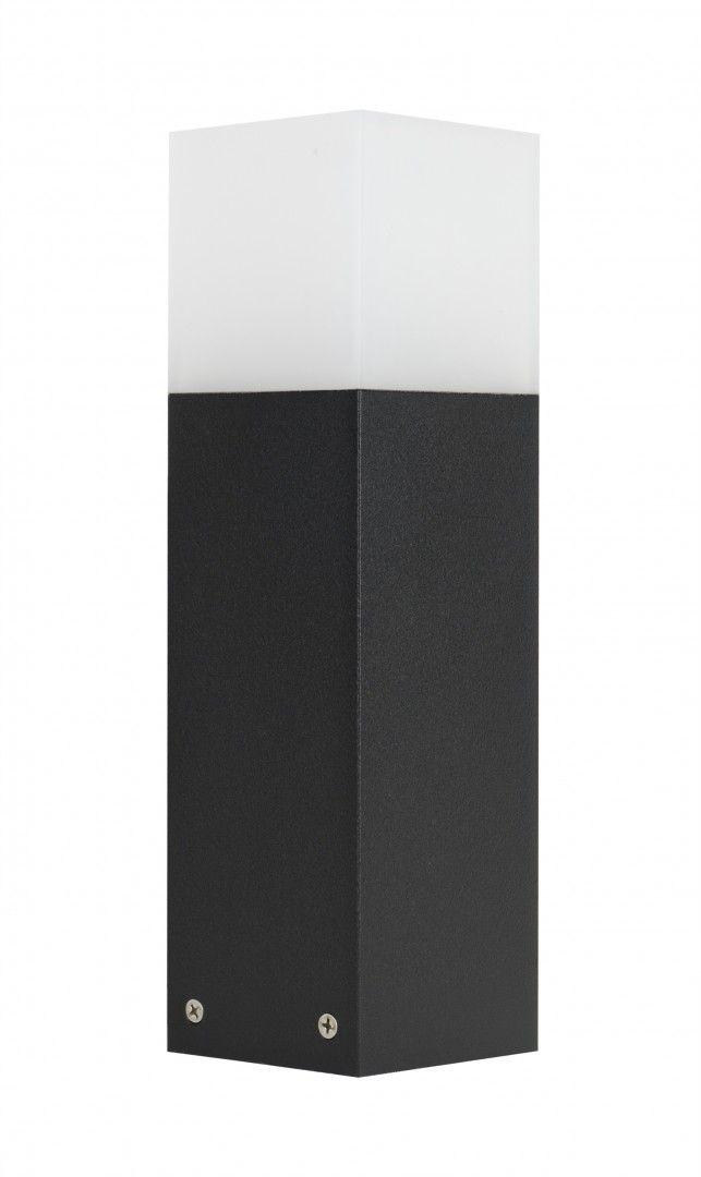 Lampa stojąca ogrodowa Cube CB-330 BL Czarny IP44 - Su-ma Do -17% rabatu w koszyku i darmowa dostawa od 299zł !