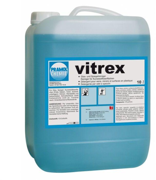 Vitrex - Skuteczne mycie szkła bez smug