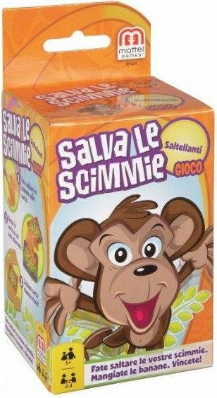 Mattel - Skaczące małpki BFV24
