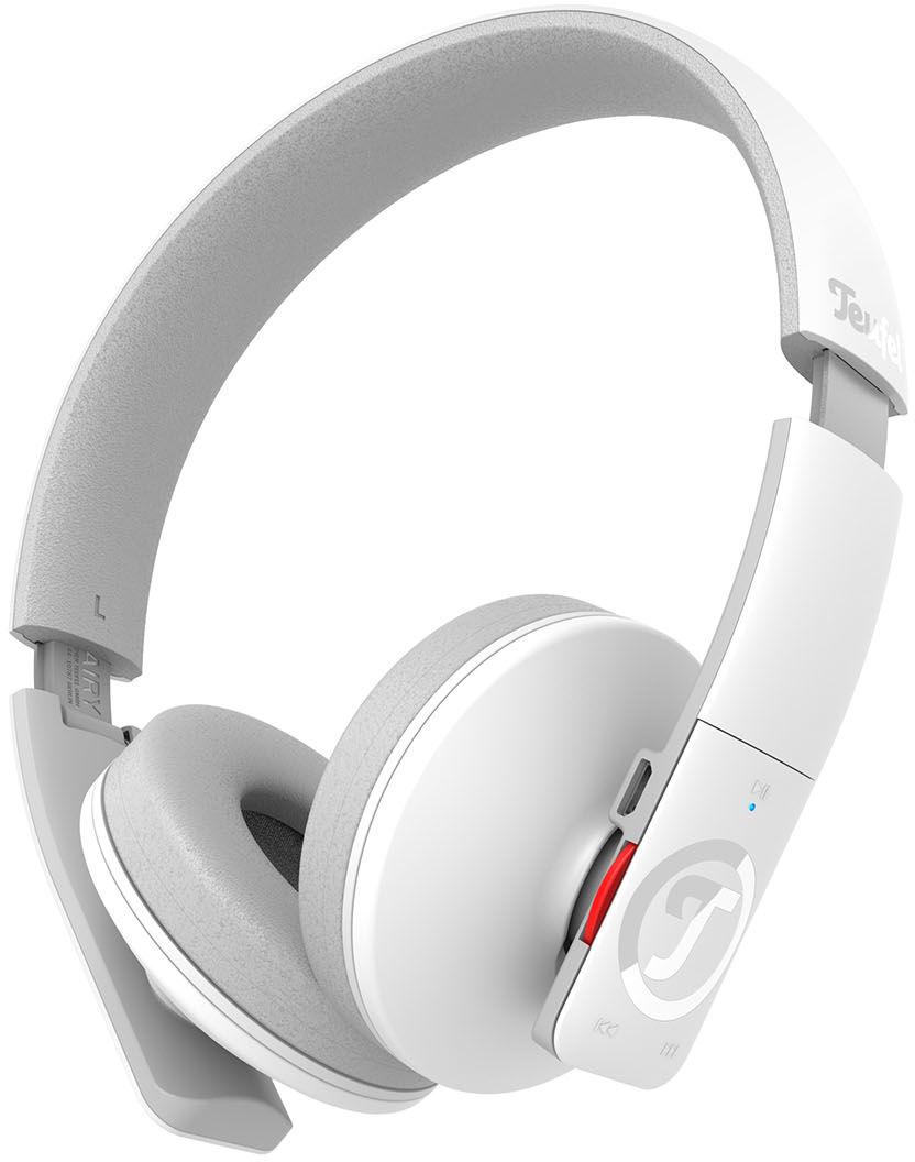 Teufel AIRY, przenośne słuchawki bluetooth białe