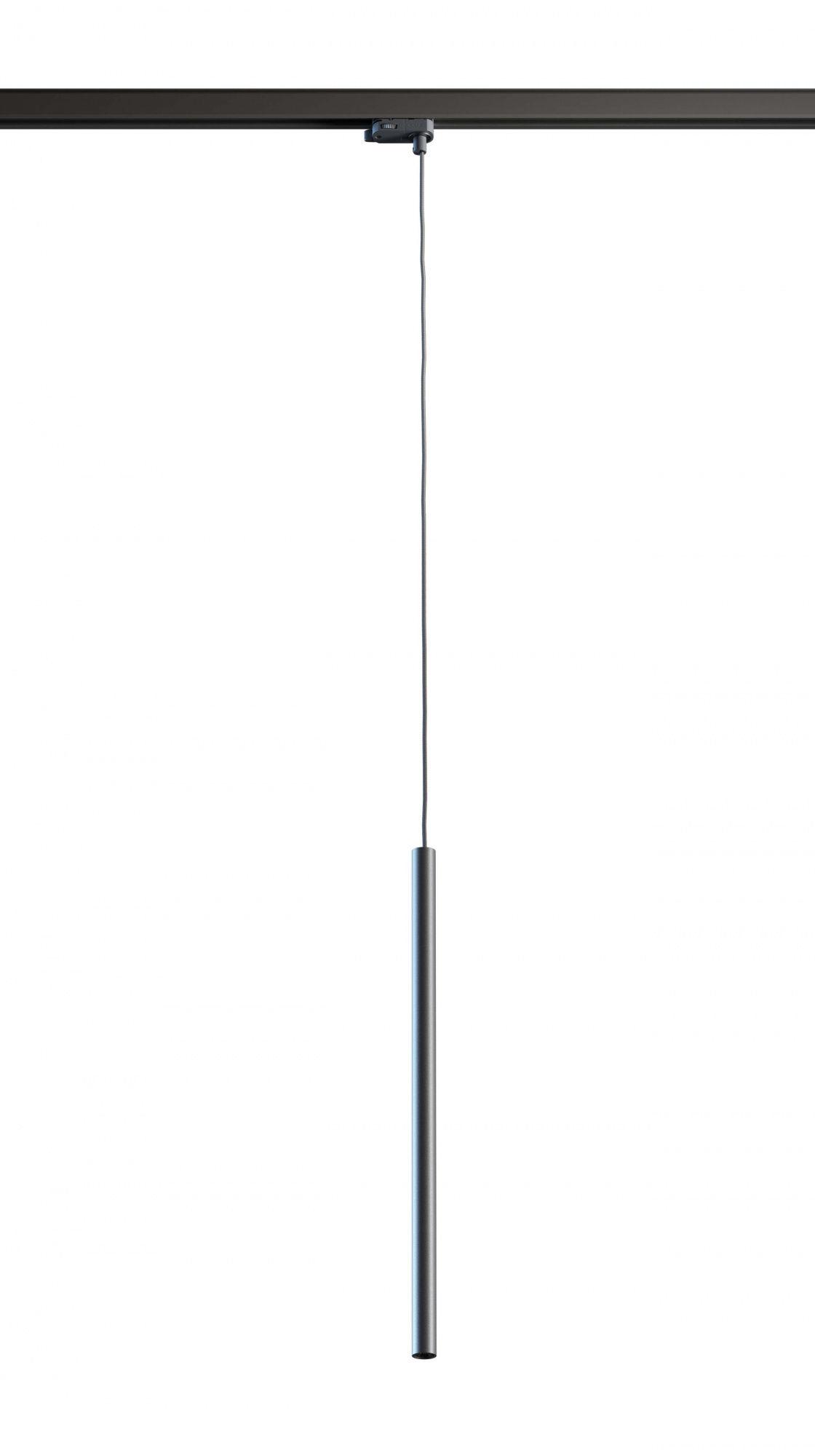 Lampa wisząca do szynoprzewodu Ner T169 różne kolory i rozmiary Cleoni pojedynczy zwis w nowoczesnym stylu
