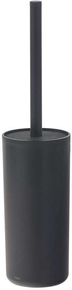 Tiger Urban Szczotka WC z pojemnikiem Wolnostojąca Czarna 1317430746