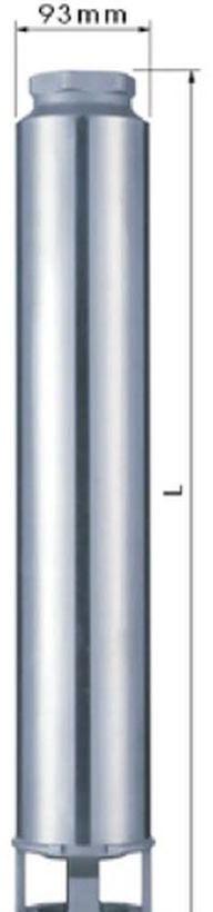 Pompa głębinowa SF 35-9M