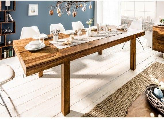 Stół drewniany Sogal 160-240 cm