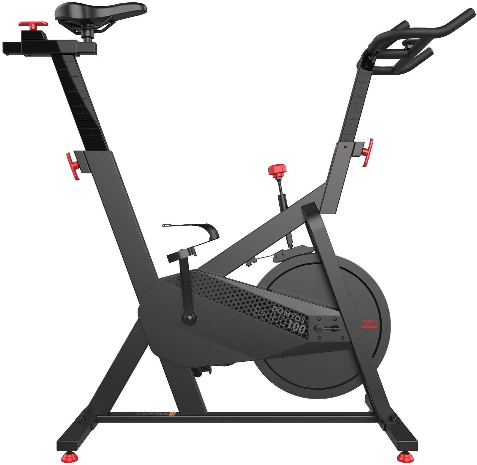 Rower indoor cycling Domyos Essential 100