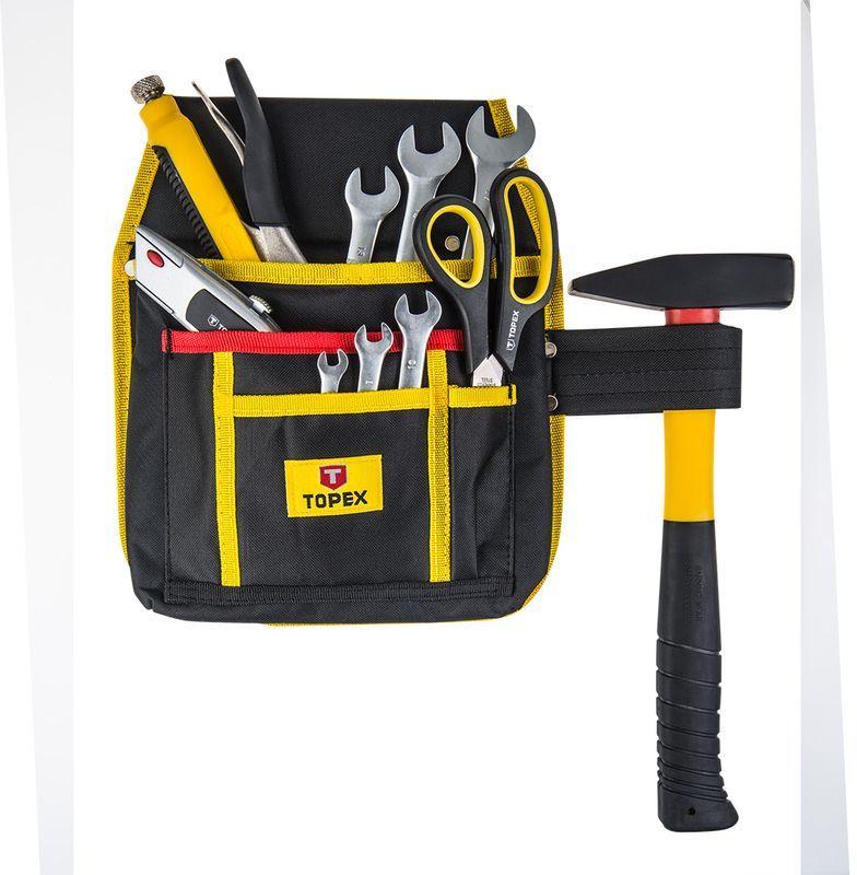 Kieszeń na narzędzia 8 przegród materiał cordura 79R433