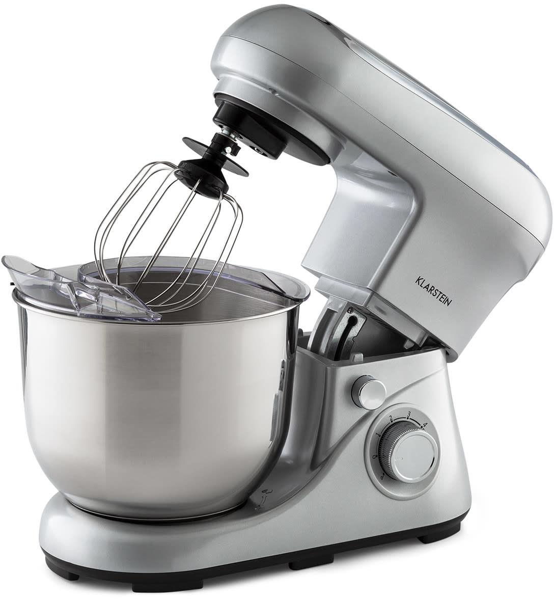 Klarstein Bella Pico 2G, robot kuchenny, 1300 W, 1,7 KM, 6 poziomów, 5 l