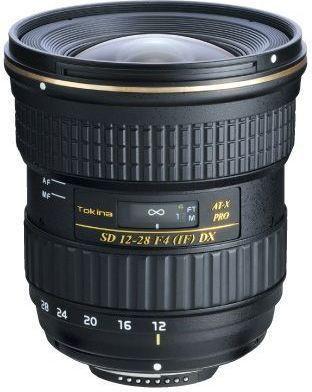 Obiektyw Tokina 12-28 mm f/4 AT-X PRO DX Canon