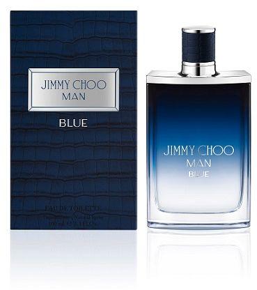 Jimmy Choo Man Blue woda toaletowa - 100ml