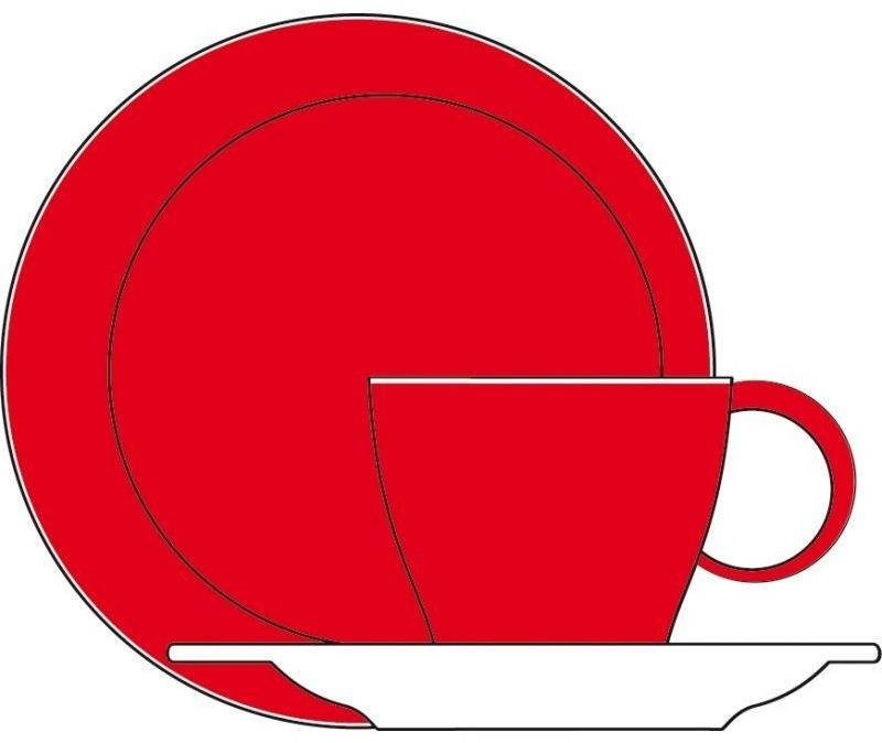 Casa bugatti - filiżanka do kawy glamour